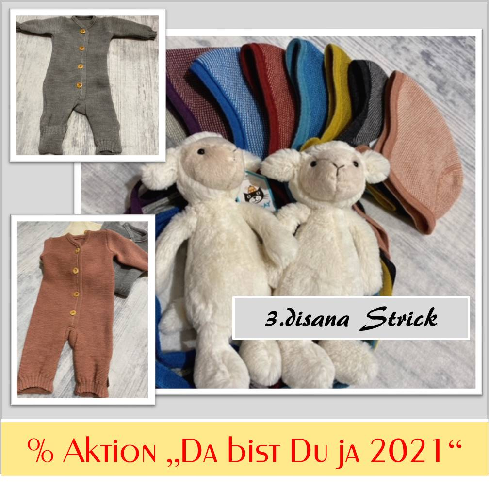 3 Aktion Disana Strick